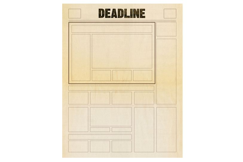 Deadline Book